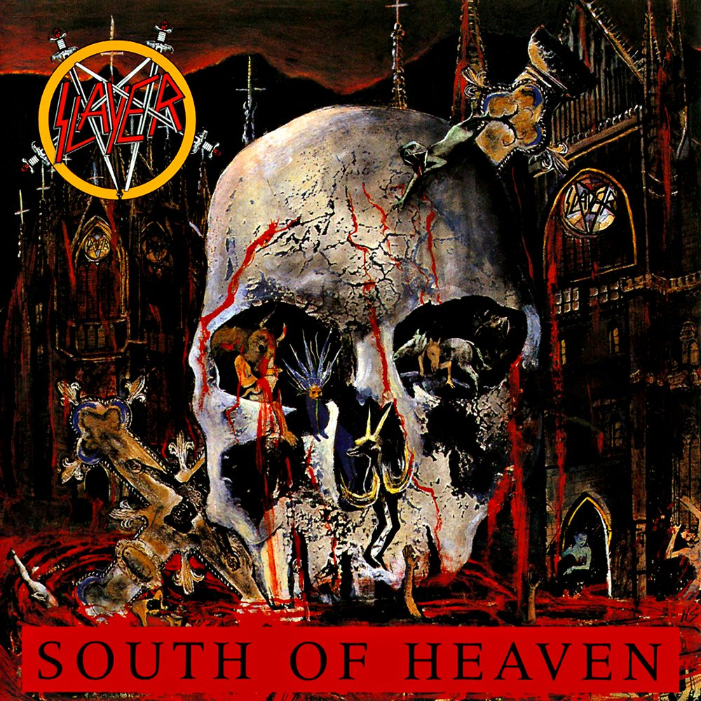 SLAYER – south of heaven – Death Rider Records