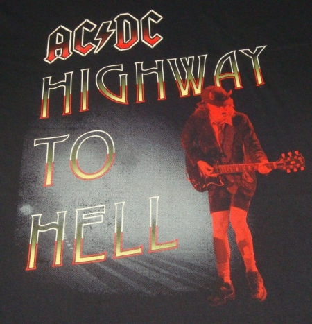 AC/DC – Highway to Hell L