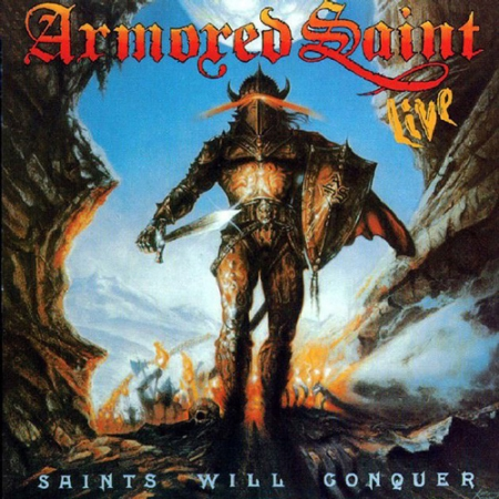 Armored Saint-Saints Will Conquer