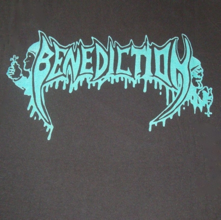 BENEDICTION - Espalda