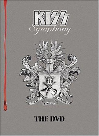 KISS -Symphony 2DVD