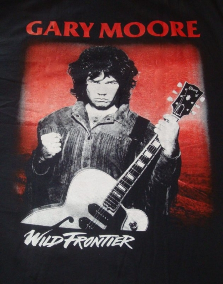 Gary Moore - Wild Frontier L