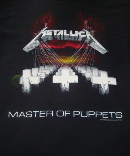 metallica master