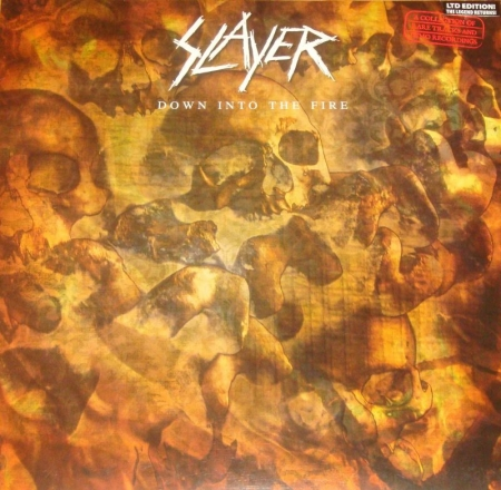 Slayer - Down Into The Fire