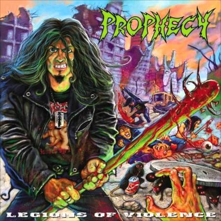 prophecy - legions